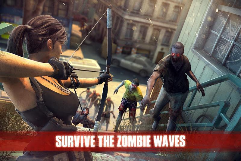 Zombie Frontier 3: Sniper FPS Screenshot 2