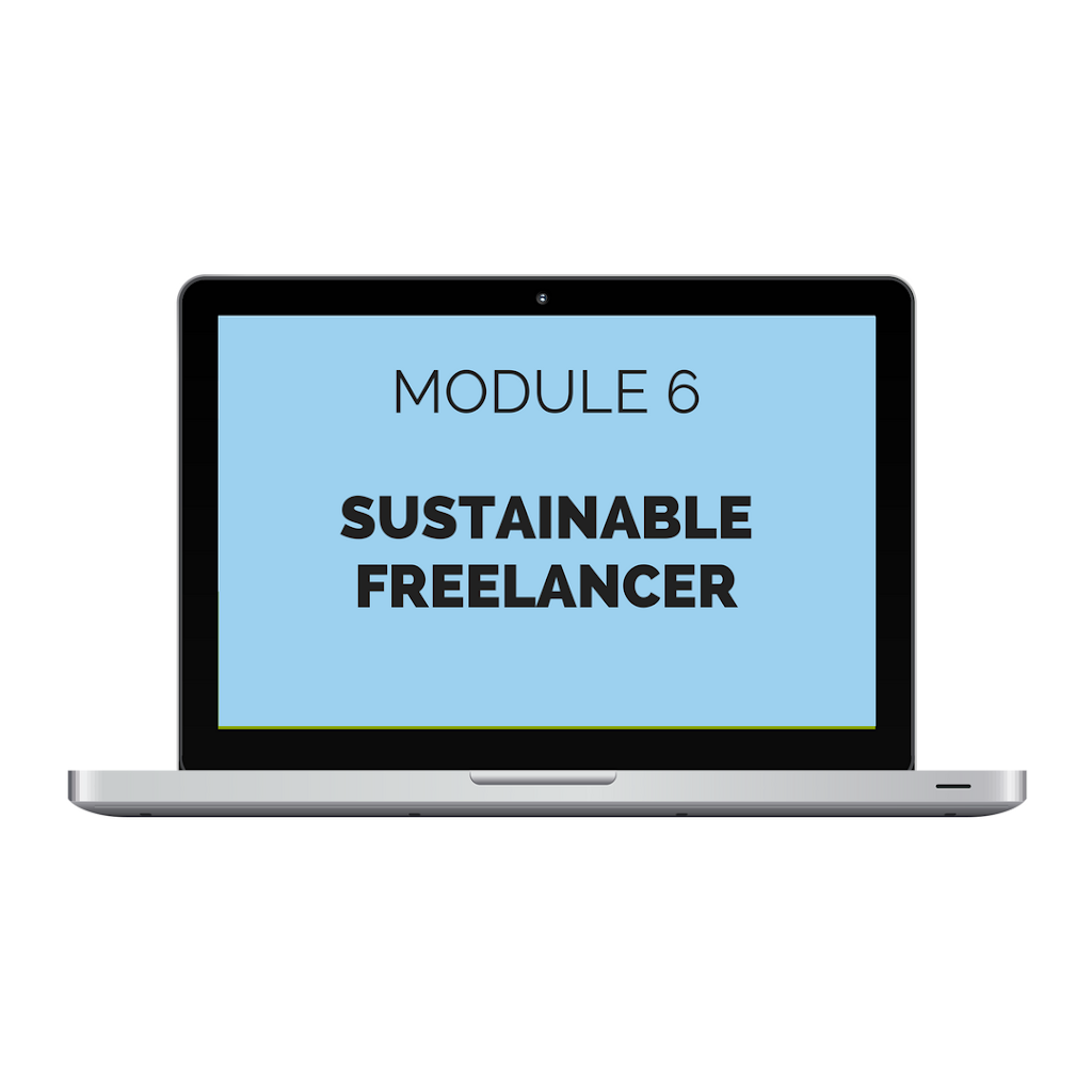 Module 6: Sustainable Freelancer