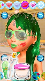 Princess Game Salon Angela 3D APK for Bluestacks
