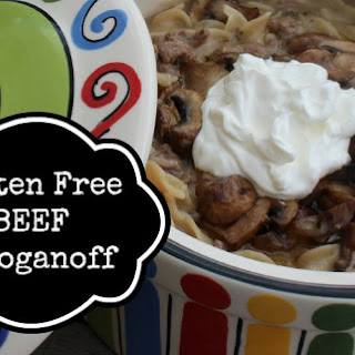 Gluten Free Beef Stroganoff Recipes