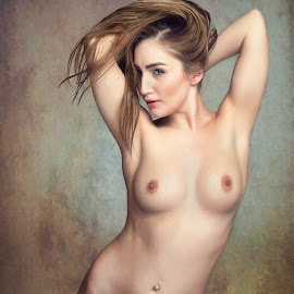 Persuasion by John McNairn - Nudes & Boudoir Artistic Nude ( colour, studio, scotland, model, nude, creative )