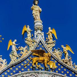St Mark's Basilica by Hariharan Venkatakrishnan - Buildings & Architecture Public & Historical (  )