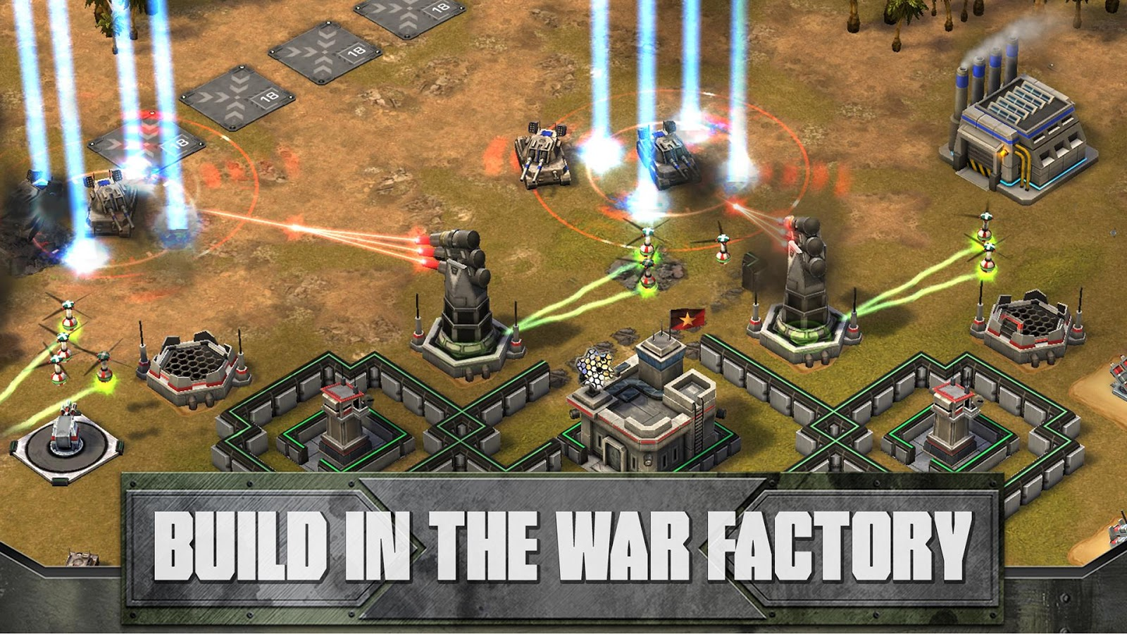 Empires and Allies Screenshot 1