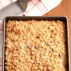 Apple Butter Crumb Cake