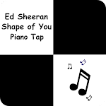 Piano Tap - Shape of You Icon