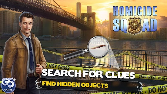 Homicide Squad: Hidden Crimes (Mod Money)