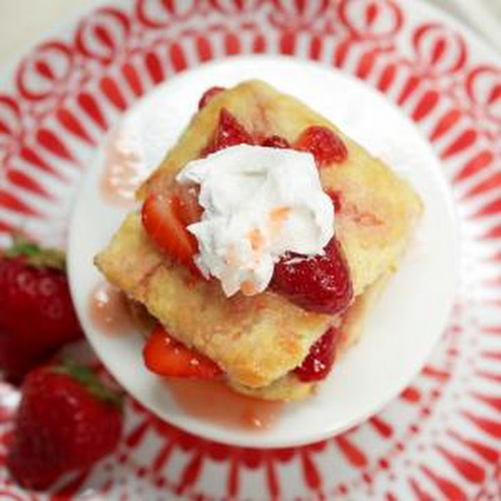 Old-Fashioned Strawberry Shortcakes Recipe | Yummly