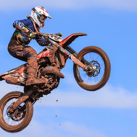 Motocross Rider by Dirk Luus - Sports & Fitness Motorsports ( motorbike, motocross, motorcycle, dirt, motorsport,  )