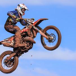 Motocross Rider by Dirk Luus - Sports & Fitness Motorsports ( motorbike, motocross, motorcycle, dirt, motorsport,  )