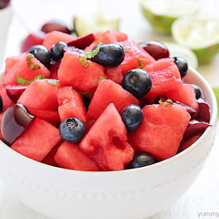 Watermelon Salad Dessert Recipes