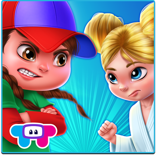 Karate Girl vs. School Bully-Based on true stories