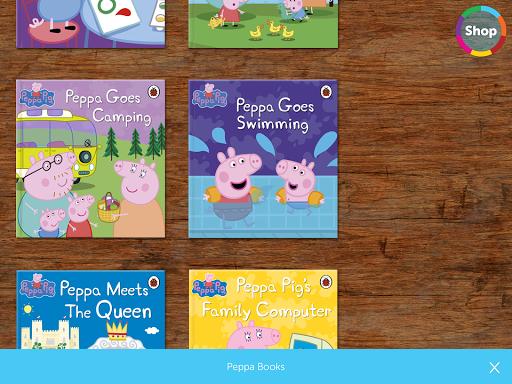 Peppa Pig Me Books - screenshot
