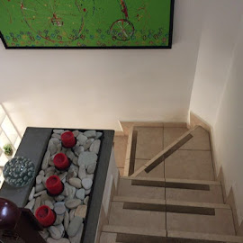 creating a beautiful atmosphere on the staircase by Maria Salas - Buildings & Architecture Other Interior ( architecture, design )