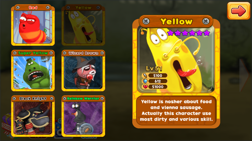 Larva Heroes EP2 - screenshot