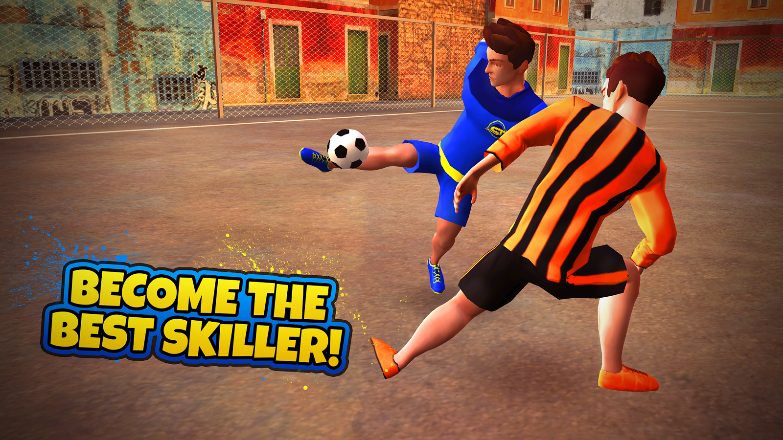 SkillTwins Football Game Screenshot 5