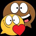 Ochat: emoticons for texting & Facebook stickers APK for Bluestacks