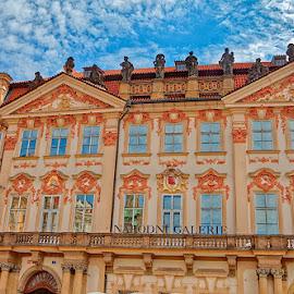 People's Gallery by Radu Eftimie - Buildings & Architecture Public & Historical ( prague )