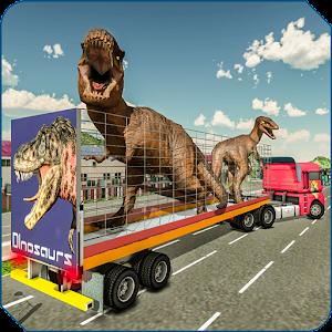 Off-Road Jurassic Zoo World Dino Transport Truck For PC / Windows 7/8/10 / Mac – Free Download