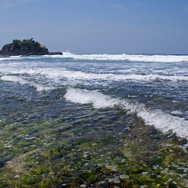 Pantai Klayar by Mulawardi Sutanto - Landscapes Beaches ( pacitan, klayar, indonesia, beach, travel )