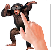 App Tickle Talking Monkey APK for Kindle