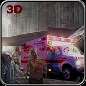 Ambulance Rescue Drive: Zombie APK for Bluestacks