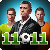 Download 11x11: Football manager APK on PC