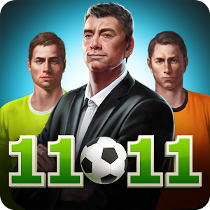 11x11: Football manager for PC-Windows 7,8,10 and Mac