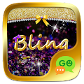 (FREE) GO SMS BLING THEME
