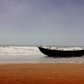 Mandarmani by Saurabh Shukla - Landscapes Beaches
