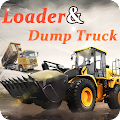Mighty Loader & Dump Truck SIM