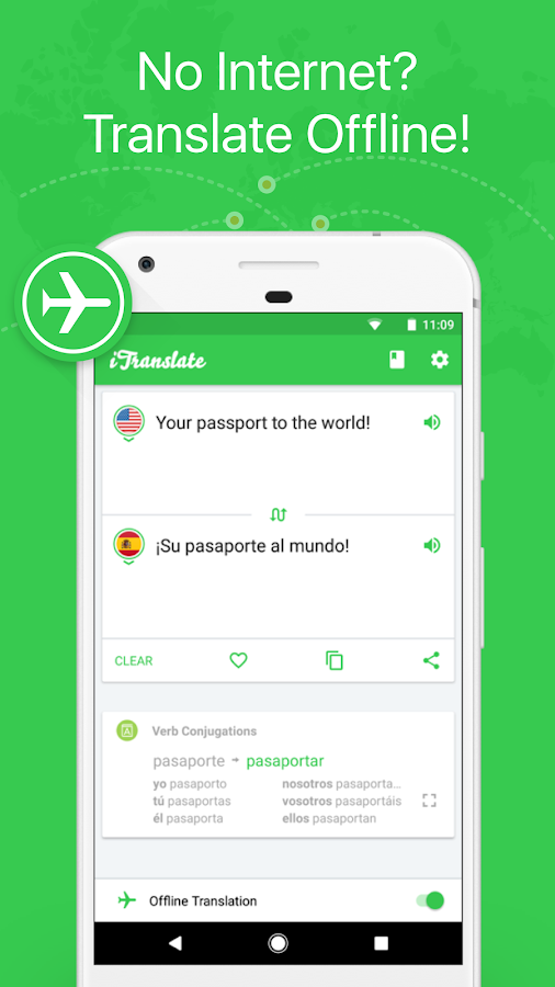 iTranslate - Free Translator Screenshot 3