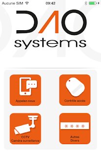 Dao Systems - screenshot