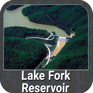 Lake Fork Texas GPS Fish Chart For PC / Windows 7/8/10 / Mac – Free Download