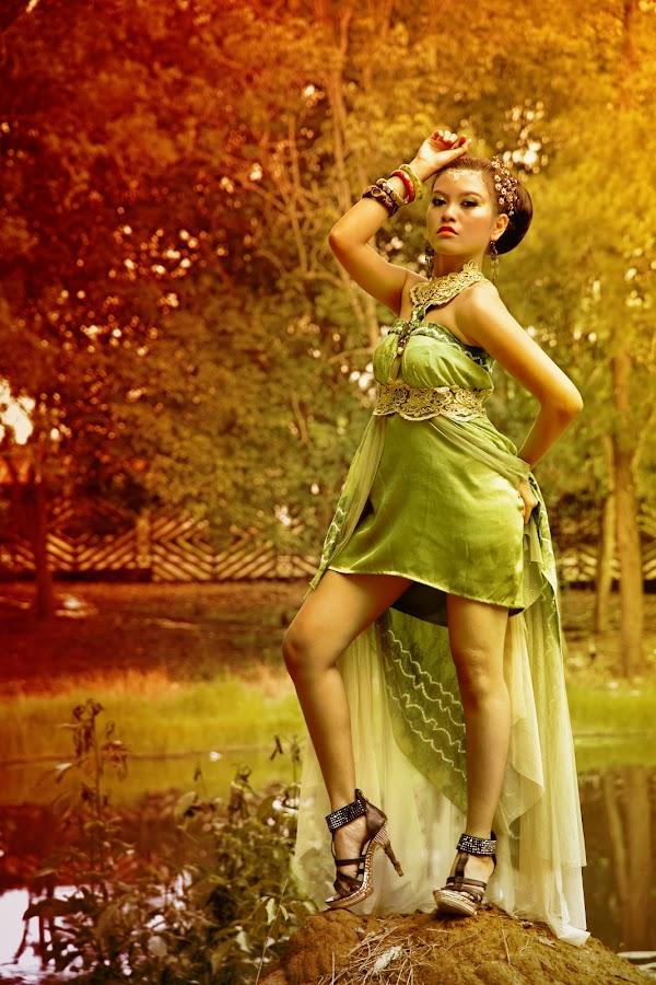 ngodak ceria ppc tanjung by Yasher Bohe - People Fashion