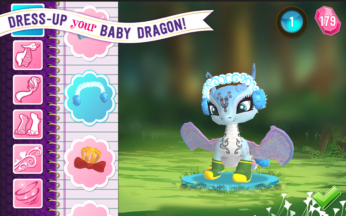 Ever After High™: Baby Dragons Screenshot 17