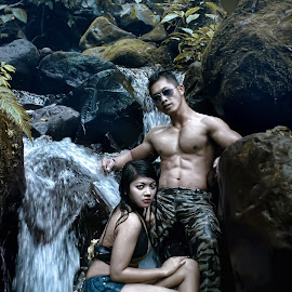 Gav and Dev by Catur Sulistiyanto - People Couples (  )