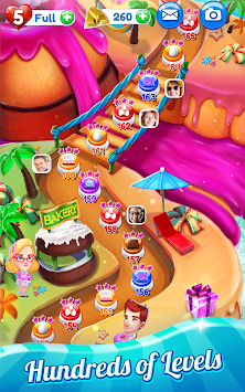Crazy Cake Swap APK screenshot thumbnail 8