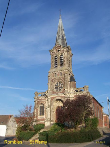 photo de Eglise (rombies saint-Remi)