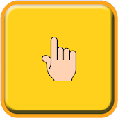 Game Button game: Make me yellow APK for Kindle