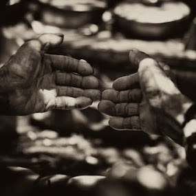hands by Mbah Gatot Nugroho Susanto - People Body Parts ( body part, people )