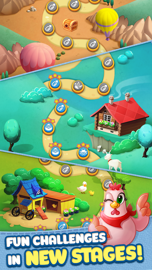 Bubble CoCo: Color Match Bubble Shooter Screenshot 3