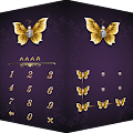 AppLock Theme Butterfly APK for Bluestacks