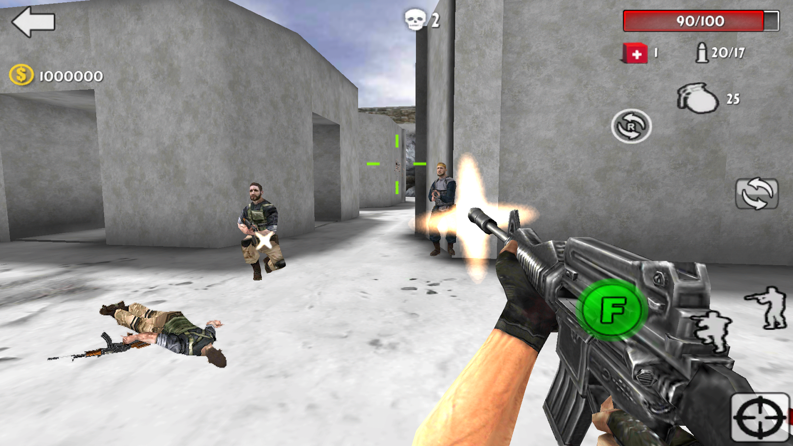 Gun Strike Shoot Screenshot 3
