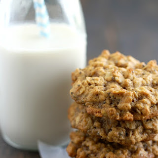 Oatmeal Flax Seed Applesauce Cookies Recipes