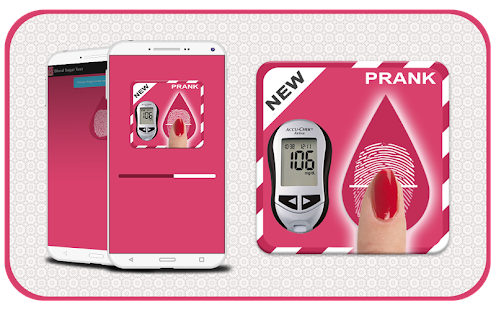 Free Blood Sugar Test Prank - screenshot
