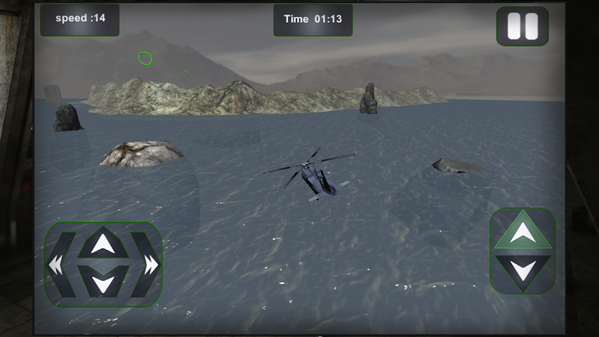 android Relief Cargo Helicopter Screenshot 7