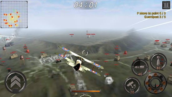 Download Android Game Air Battle: World War for Samsung