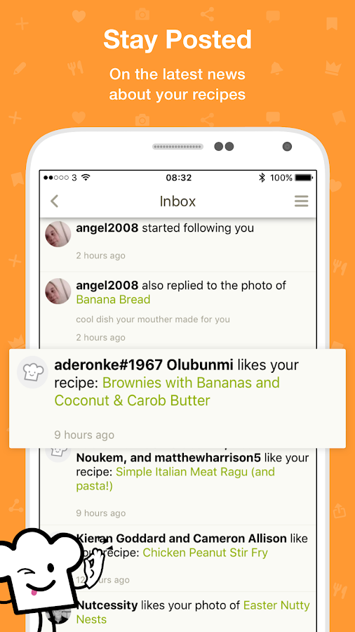 Cookpad Screenshot