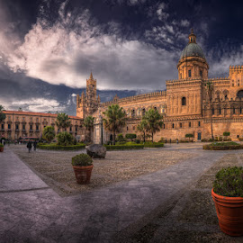 Palermo Cathedral by Krasimir Lazarov - Buildings & Architecture Places of Worship ( church, place of worship, cathedral, architecture, palermo, italy, sicily )