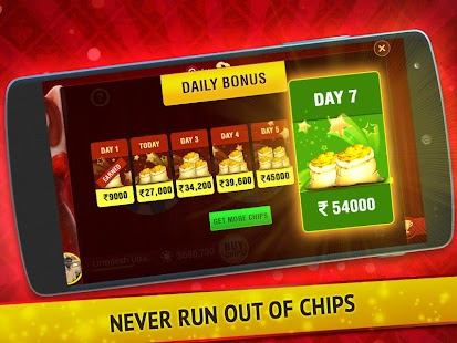 Teen Patti - Indian Poker Screenshot